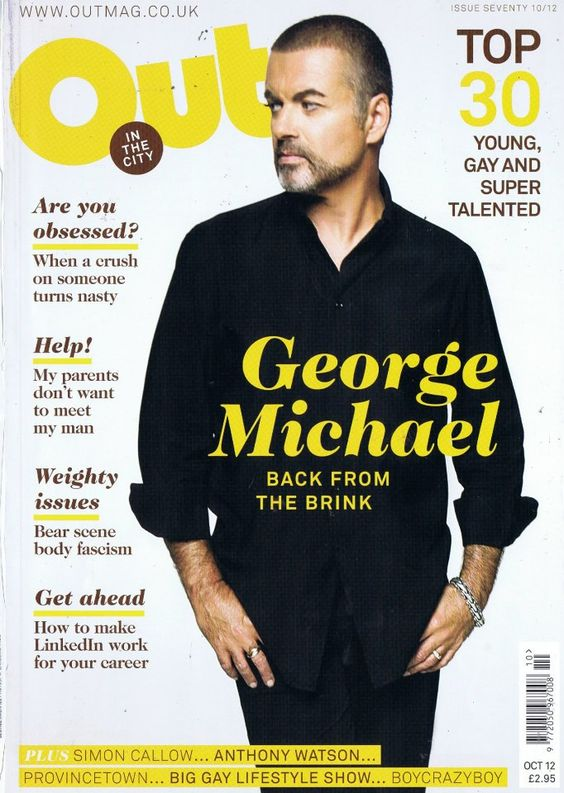 George Michael on Health Recovery, Symphonica and White Light