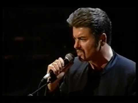 George Michael Performance at the Linda McCartney Tribute Concert