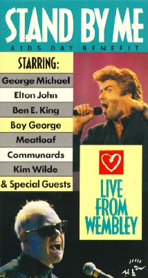 AIDS Day Benefit Live at Wembley
