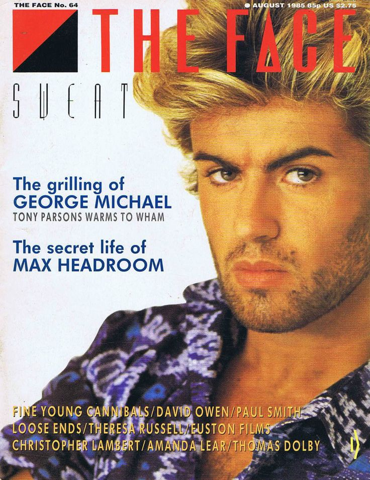 The Grilling of George Michael Tony Parsons Warms to Wham