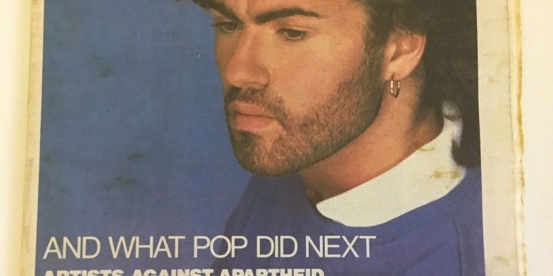 George Michael interview New Musical Express June 1986