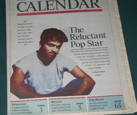 George Michael The Reluctant Pop Star