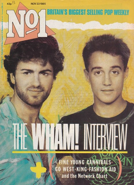 Wham! They're Your Man