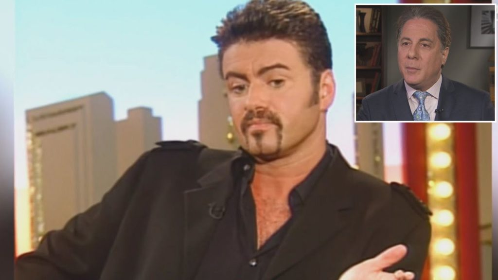 George Michael interview with CNN Jim Moret