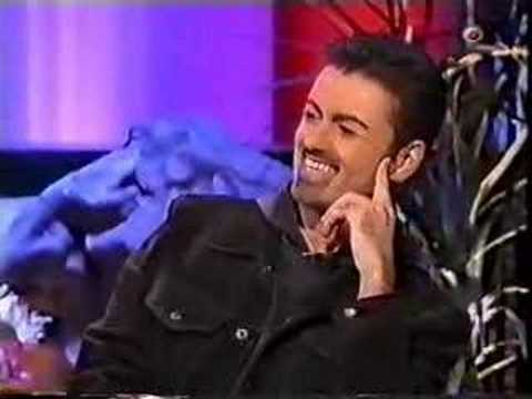 George Michael on Graham Norton show (2003)