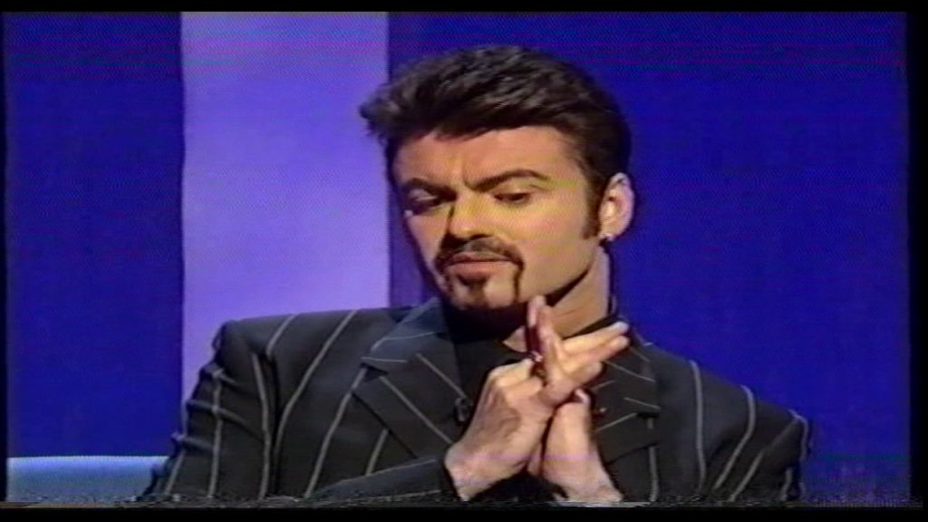 George Michael Interview in Parkinson Show 1998