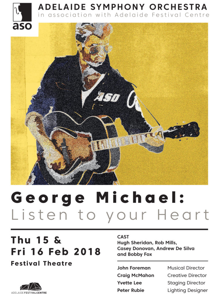 adelaide symphony orchestra george michael tribute