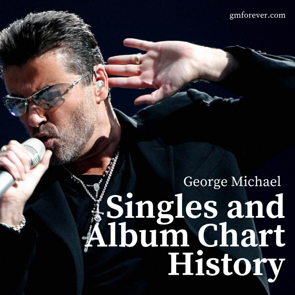 George Michael Discography: Singles and Albums Chart History