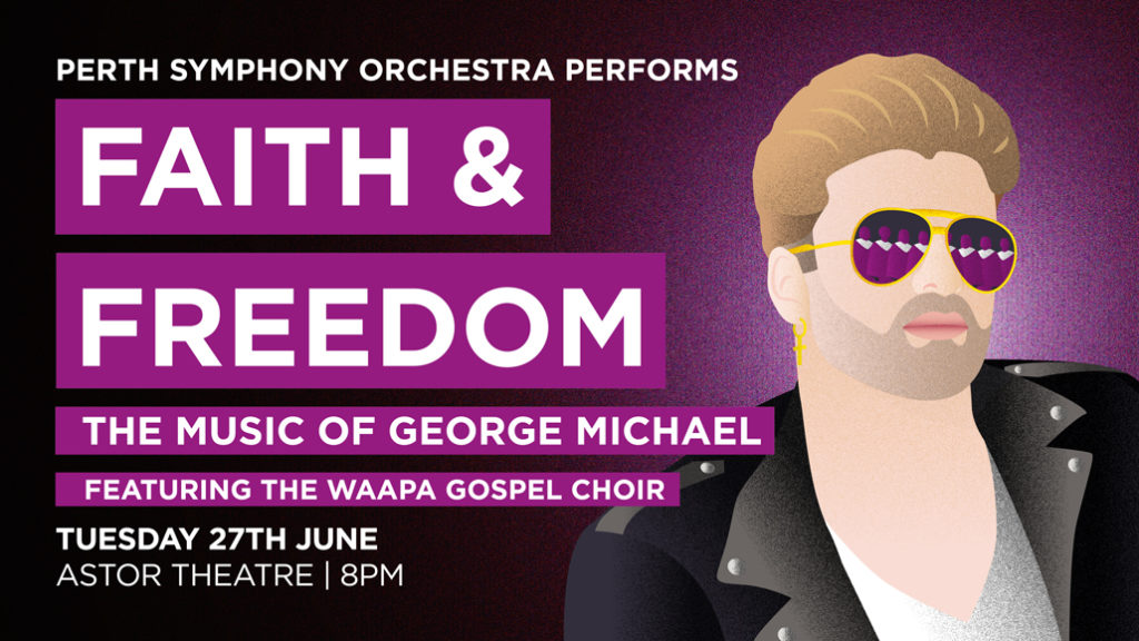 Perth Symphony Orchestra tribute to George Michael