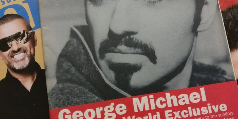 Big Issue 1996 George Michael