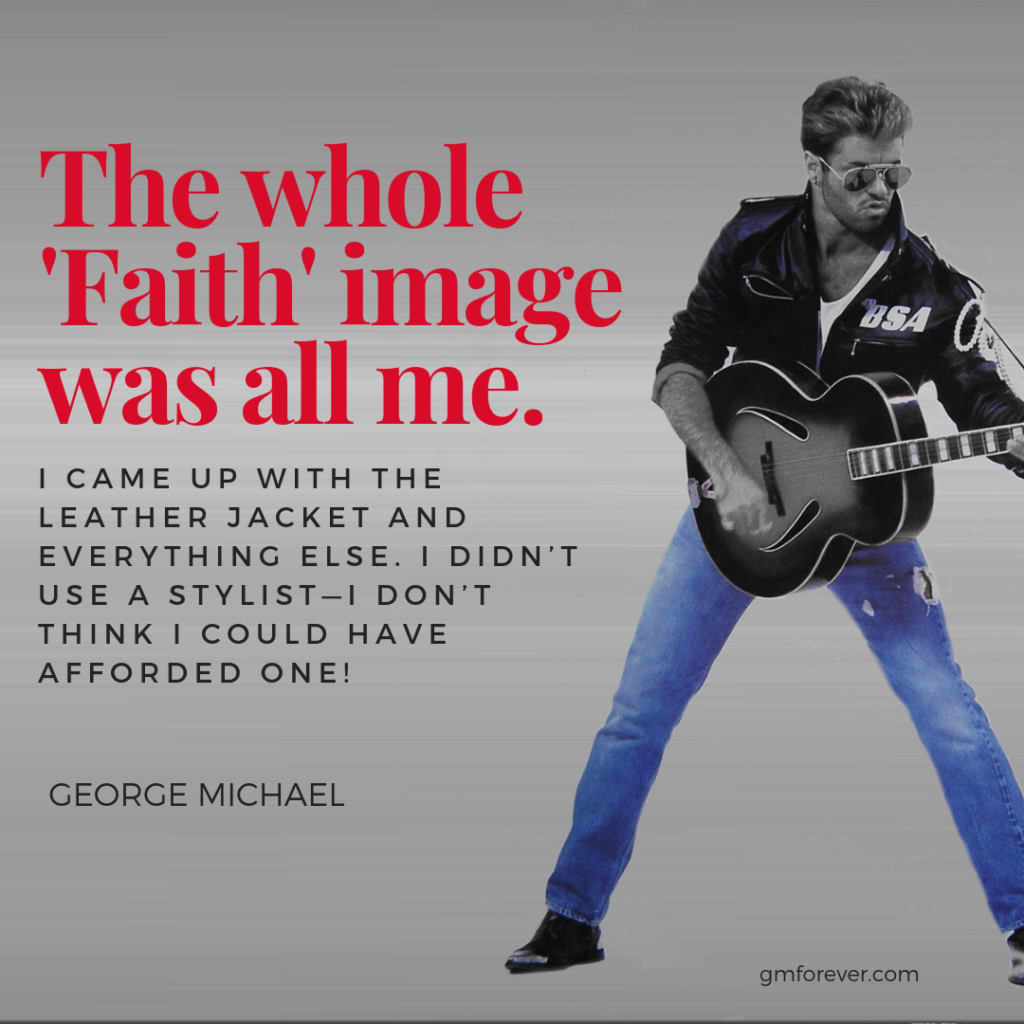 George Michael Interview in People Magazine (2010)