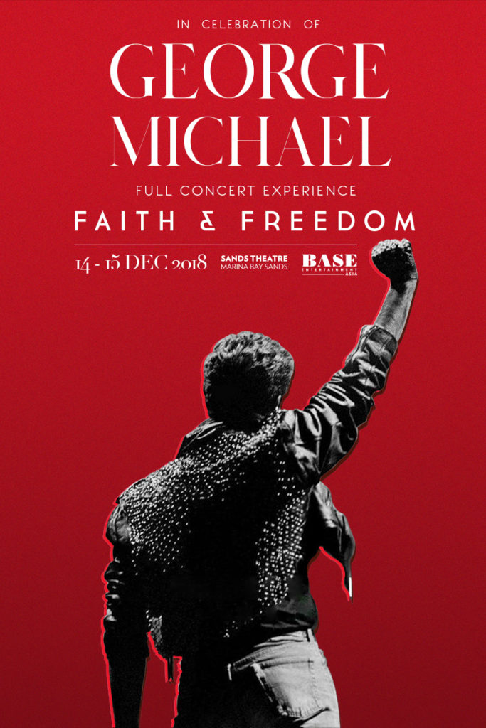 Faith and Freedom Show Singapore George Michael Tribute