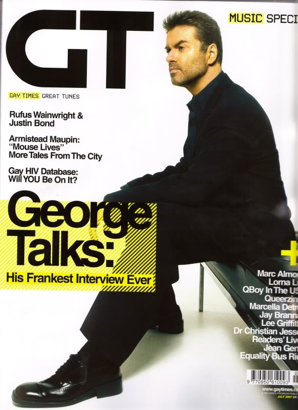 Gay Times: George Michael interview