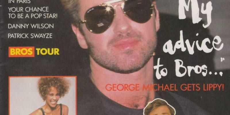 George Michael No. 1 Magazine interview (1988)