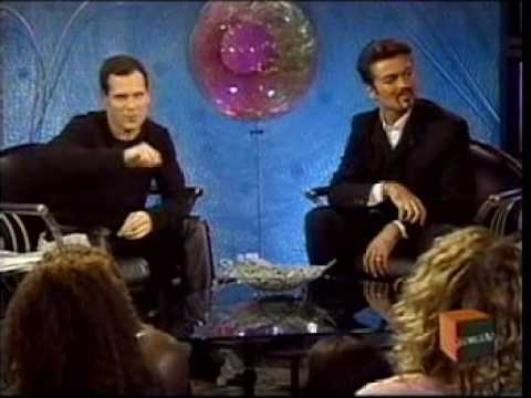 MTV Jim Norris Interview with George Michael