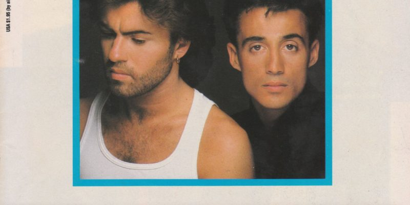 Last Wham Interview No. 1 Magazine