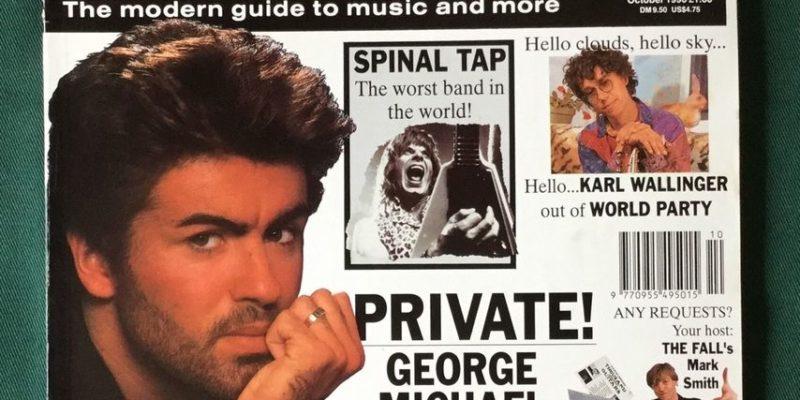 George Michael Q Magazine interview October 1990