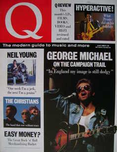 Q Magazine June 1988
