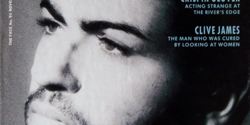 George Michael: Tales From Gymnasium The Face magazine