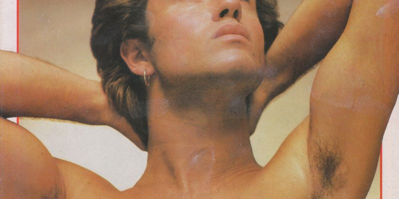 'George Michael: The Naked Truth' in No. 1 Magazine (1984)