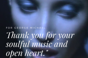 Christy Turlington on George Michael