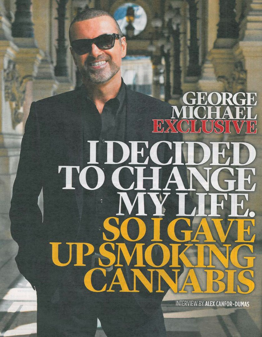 Event Magazine George Michael