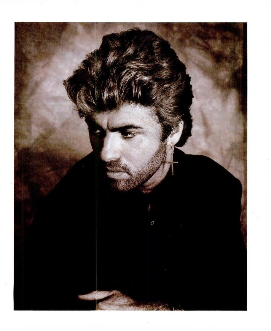 George Michael wants your respect. Spin magazine 1987