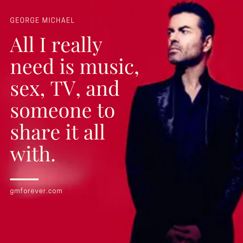 The Guardian Interview: George Michael on Cruising, Drug Use, and Going to Prison