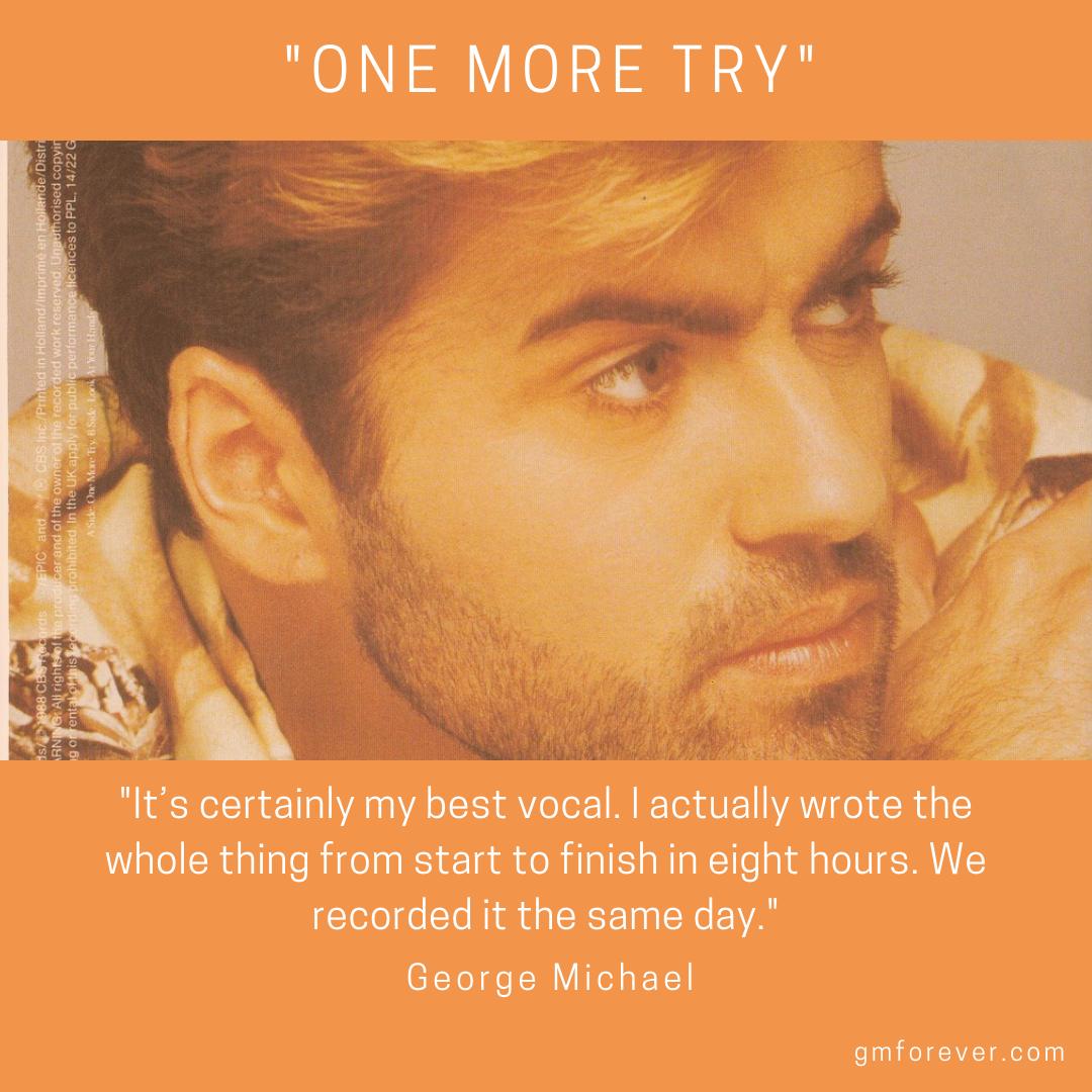Faith: George Michael Speaks