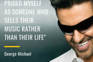 George Michael on Planned Autobiography