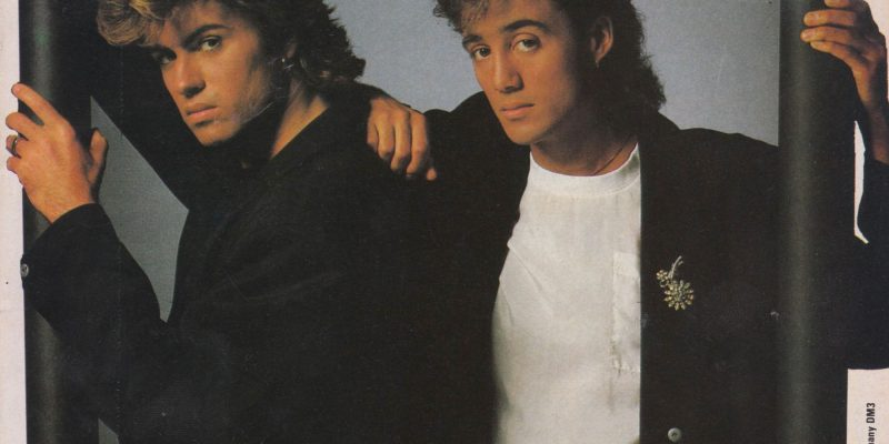 Wham! 1985 No 1 magazine interview