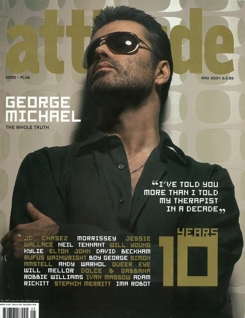 George Michael: Days Of The Open Hand (Attitude, 2004)