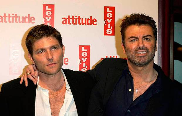 George Michael Discusses Open Relationships (Part 3,  Attitude Magazine)