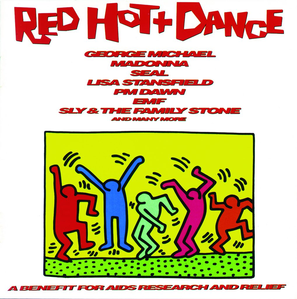 Red, Hot and Dance album