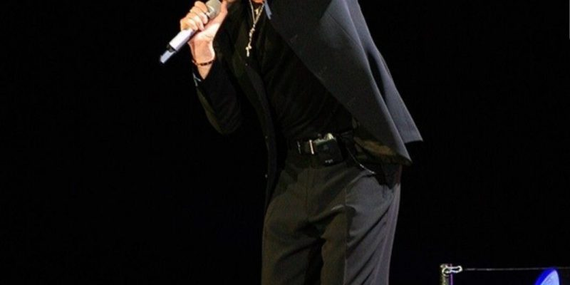 george michael 25 live tour