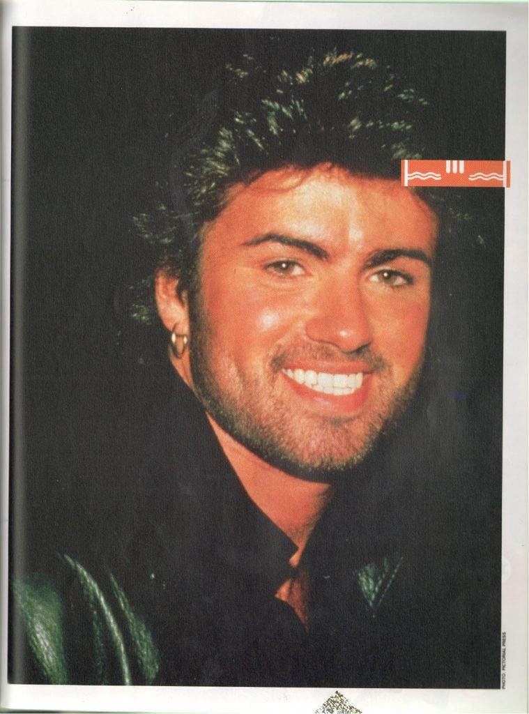 In Their Own Words: George Michael (Smash Hits, 1987)