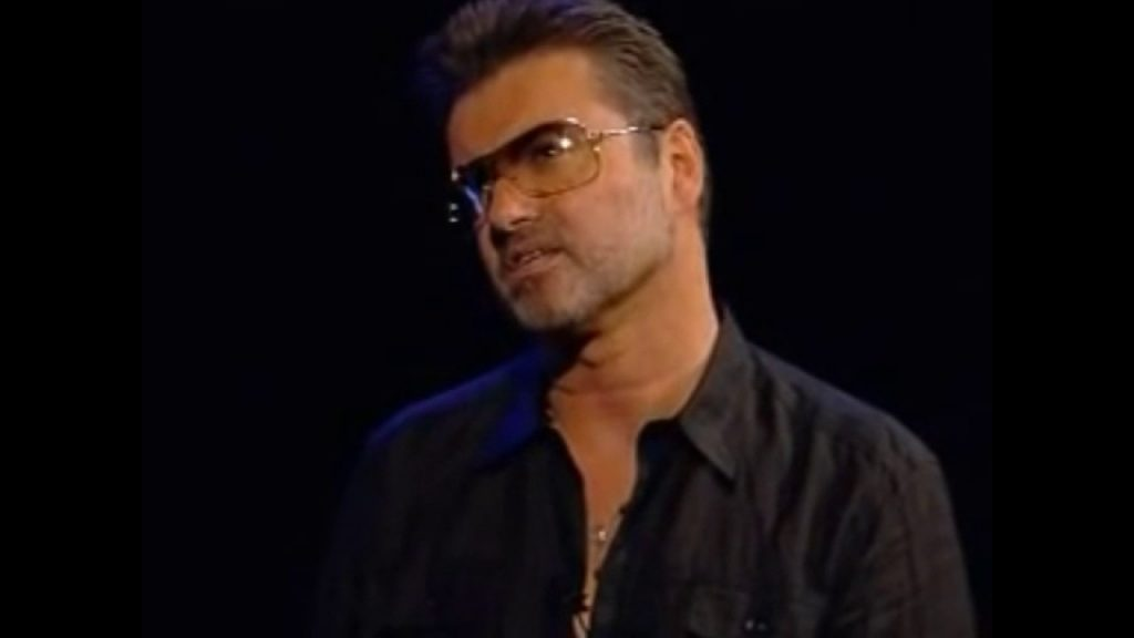 Jo Whiley interviews George Michael