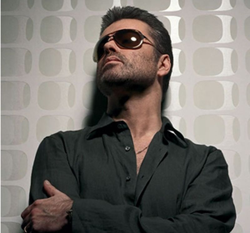 George Michael Embraces his Dualities (Los Angeles Times, 2008)
