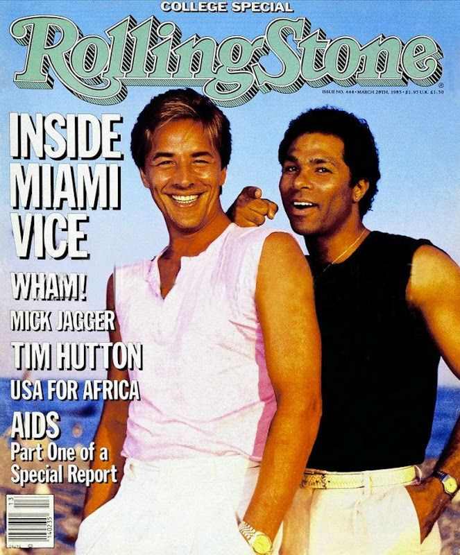 Wham! Rolling Stone interview 1985