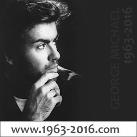 George Michael tribute website 1963-2016.com