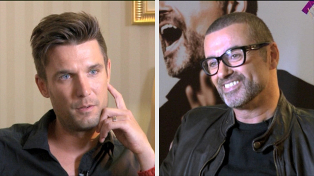 George Michael Interview with Morten Resen on Denmark Television (2011)