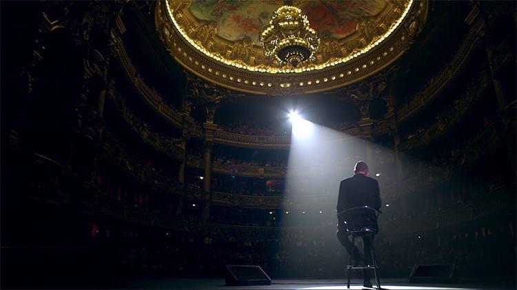 Palais Garnier Opera Performance