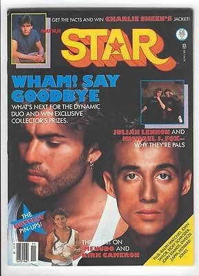 Wham! The Final Story (Tiger Beat Star, 1986)