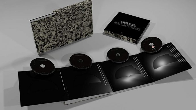 Listen Without Prejudice / MTV Unplugged (3CD+1DVD Set)
