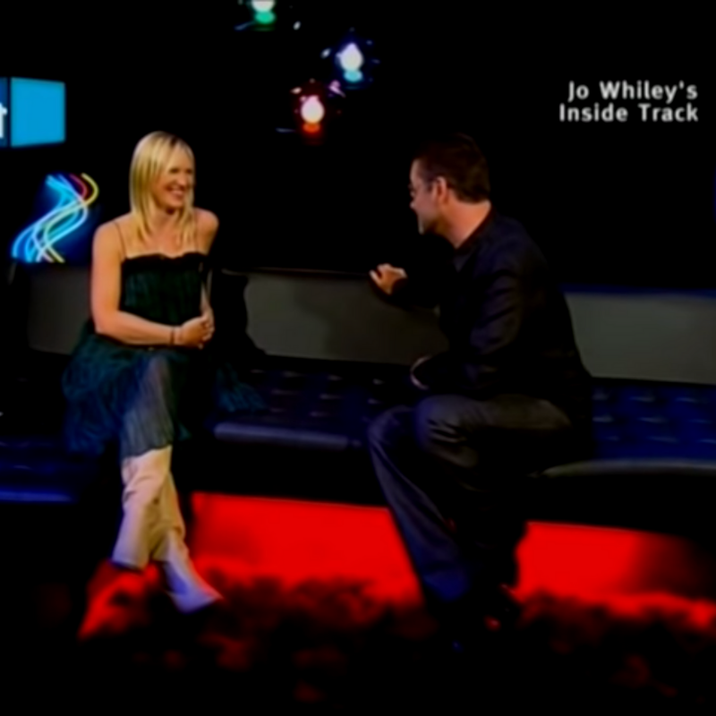 Jo Whiley's Inside Track Interview with George Michael (2007)