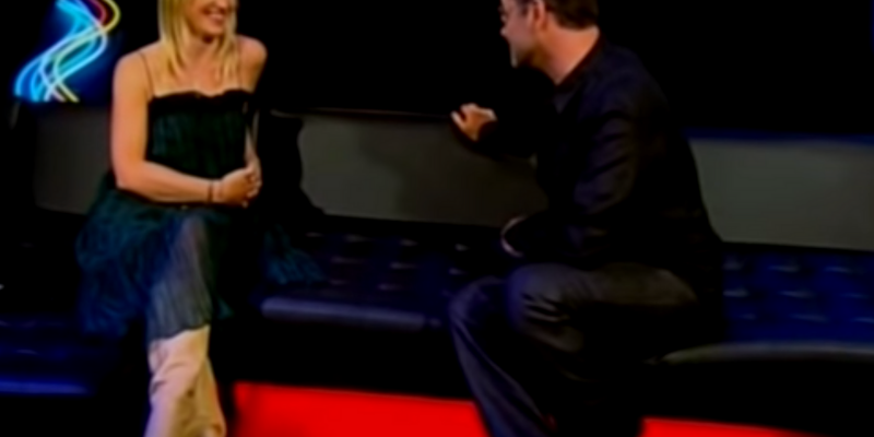 Jo Whiley Inside Track interview with George Michael in 2007