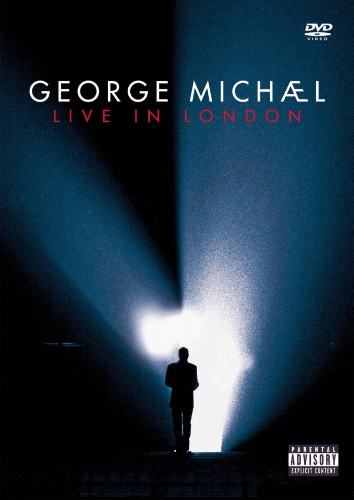 George Michael: Live in London DVD