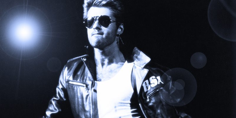 George Michael Faith Tour