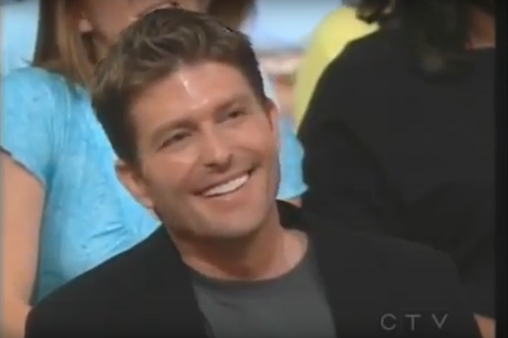 George Michael's Oprah Winfrey Show Interview (2004) - Kenny Goss