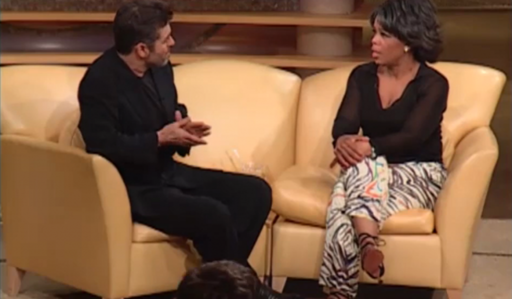 Interview with Oprah Winfrey